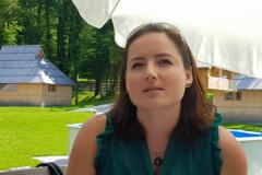Klavdija Merc, #bepowerfulandfree participant