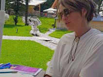 Nuša, #bepowerfulandfree participant