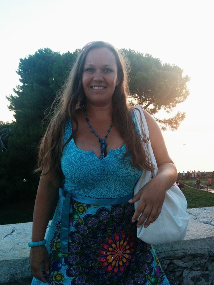Nina Irt, On-line Class #BePowerfulAndFree