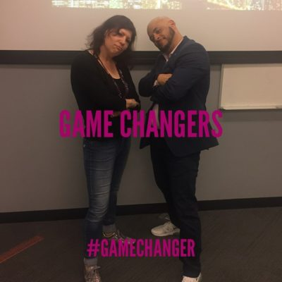 Powerful and Inspiring GameChanging at Game Changer Leadership Experience with Devon Bandison, 12-14 April 2019, NYC