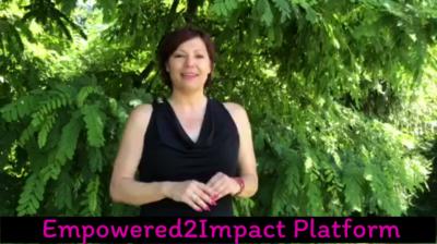 OPEN ENROLLMENT – Empowered2Impact Platform