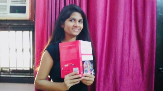 Young Indian Girl on a Mission to Protect Children's Right during COVID-19 Pandemic