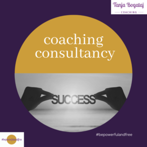 COACHING and CONSULTANCY