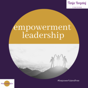 EMPOWERMENT AND LEADERSHIP